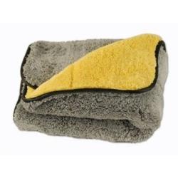 45606AS by CARRAND - AutoSpa Microfiber MAX Soft Fleece Design Soft Touch Detailing Towel