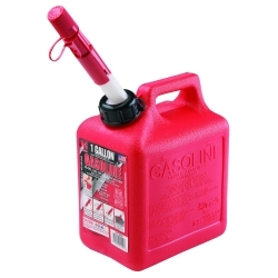 1200 by MIDWEST CAN COMPANY - 1 Gallon Auto Shutoff Gasoline Can
