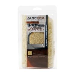 40405AS by CARRAND - AutoSpa Acrylic Soft Polishing Wool Bonnet