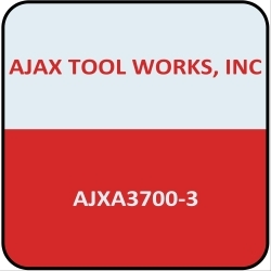 A3700-3 by AJAX TOOLS - Quick Change Retainer, .498 Shank Non Turn Type, For Use with Chicago Pnuematic 717