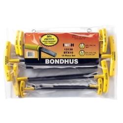 13146 by BONDHUS CORP. - 6-Piece Ball End Hex Key Wrench Set