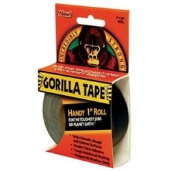 "6100105 by GORILLA GLUE - Handy 1"" Roll Gorilla Tape"