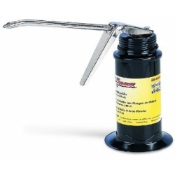 LX-1500 by AIRGAS SAFETY - Pistol Grip Oiler, 6 oz Capacity, with Trigger Control, Rigid Spout, Black Epoxy Finish