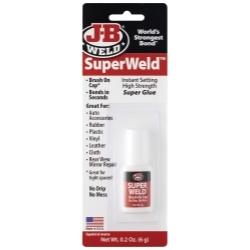 33106 by JB WELD - J-B SuperWeld 6 gram