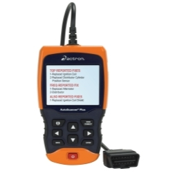CP9680 by ACTRON - AutoScanner Plus CodeConnect with ABS and Airbag Coverage
