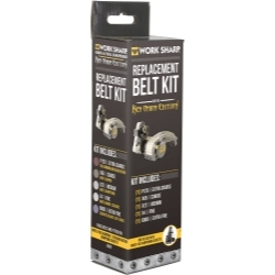 WSSAK081113 by DRILL DOCTOR - BELT ASSORTMENT FOR KEN ONION SHARPENER