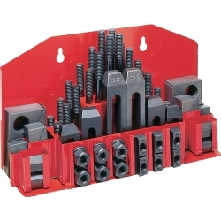 660038 by JET TOOLS - 52PC Clamping Kit for Vise