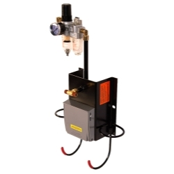 FA5911BK by ROTARY LIFT - Air and Electric Accessory for a 2-Post Lift