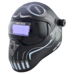 """3012466 by SAVE PHACE - """"Skeletor"""" I-Series EFP Welding Helmet"""