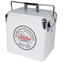 CLVIC-13 by TOTAL CHEF - 13 Liter Coors Light Ice Chest