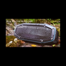 EBS-503 by MOUNTAIN - IPX6 Water Resistant Bluetooth Speaker