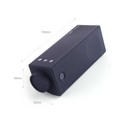 EBS-302 by MOUNTAIN - Portable Bluetooth Speaker