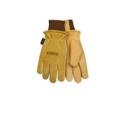 94HK-L by KINCO INTERNATIONAL - Grain & Suede Pigskin Driver, Heatkeep