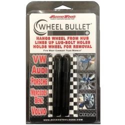 WB2-1415BLACK by ACCESS TOOLS - Wheel Bullet 14x1.5 2PK