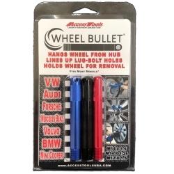 WB3 by ACCESS TOOLS - Wheel Bullet 3 PK