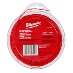 49-16-2712 by MILWAUKEE - Trimmer Line .080 IN x 150 FT