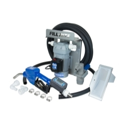 DF120CAT520 by TUTHILL CORP - Tote Dispensing Pump System