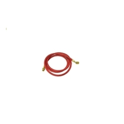 """6876 by FJC, INC. - Red Charging Hose R-1234yf 72"""""""