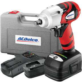 """ARI2061-3B by ACDELCO - 18V 3/8"""" Impact Wrench"""