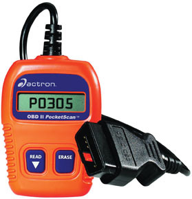 CP9125C by ACTRON - OBD II PocketScan Code Reader