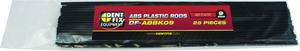DF-ABBK09-25 by DENT FIX EQUIPMENT - 9mm ABS Plastic Rods