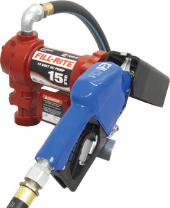FR1210GARC by FILL-RITE - 12V DC Heavy Duty Arctic Fuel Transfer Pumps