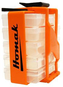 "HA01053029 by HOMAK - 8"" Portable Parts Organizer"