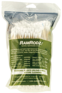 "50075 by INNOVATIVE PRODUCTS OF AMERICA - 8"" RamRodz Barrel & Breech Cleaners for .50 Caliber"