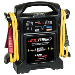 JNC8550 by JUMP-N-CARRY - 550 Start Assist Amp Capacitor Jump Starter