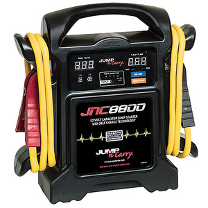 JNC8800 by JUMP-N-CARRY - 800 Start Assist Amp Capacitor Jump Starter