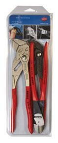 9K0080117US by KNIPEX - Top Seller Set, 3Pc