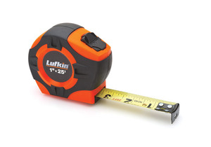 "PHV1425 by LUFKIN - TAPE,1""X25',HI-VIZ ORANGE"