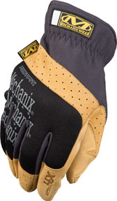 MF4X-75-010 by MECHANIX WEAR - Material4X FastFit® Gloves, Black, Large