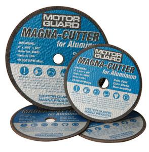 "JMC300AL by MOTOR GUARD - Magna-Cutter Wheel, 3"""