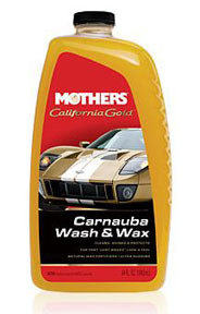 5674 by MOTHERS WAX & POLISH - Carnauba Wash & Wax