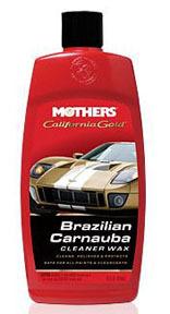 5701 by MOTHERS WAX & POLISH - Carnauba Cleaner Wax (Liquid)- 16oz.