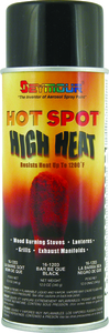 16-1203 by SEYMOUR OF SYCAMORE, INC - Hot Spot® Black Hi-Heat Resistant Paint