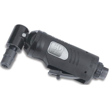 "SP-7211 by SP AIR CORPORATION - 1/4"" Heavy-Duty 90 Angle Die Grinder"