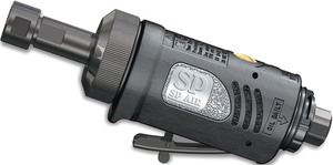 "SP-7220 by SP AIR CORPORATION - 1/4"" Heavy-Duty Straight Die Grinder"