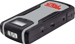 ES400 by BOOSTER PAC - 12 V/500 Amp, Lithium Jump Starter