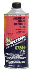 6724-F by TRANSTAR - Urethane Grade Slow Reducer, Quart