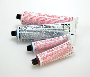 27170 by U. S. CHEMICAL & PLASTICS - Red Cream Hardener, 2.75 oz., Bulk Pack