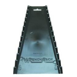 2000BK by PROTOCO ENTERPRISES - 12 Piece Reversible Black Wrench Rack