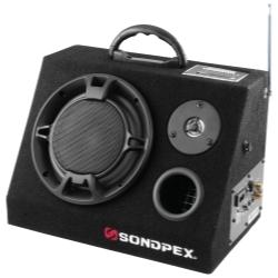 CSF1060B by PREFERRED TOOL & EQUIPMENT/KTI - 200 Watt Bluetooth Wireless Speaker System