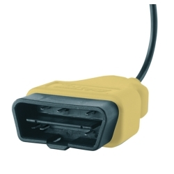 20250 by AUTO X-RAY - Standard Yellow OBD-II Connector