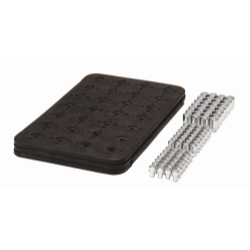 72426 by MAGCLIP - 3 Panel Power Mat with 84 Asst. Pegs