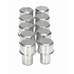 72441 by MAGCLIP - Power Pegs 10 per Package 1/4""