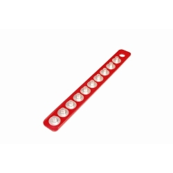 """72403 by MAGCLIP - Original MagClip Strip Red 1/2"""""""