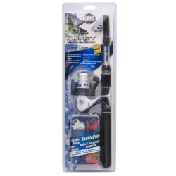 RTSPTELE by ZEBCO - Ready Tackle® Telescoping Spinning Combo With Tackle Pack