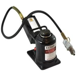 14461 by AME - Titan 20 Ton Air/Hydraulic Bottle Jack